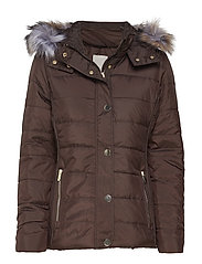 Pajack 1 Outerwear - CHOCOLATE TORTE