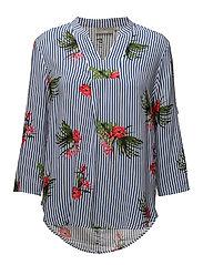 Natrendy 2 shirt - ANTIQUE MIX