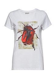 Pithing 1 T-shirt - ANTIQUE
