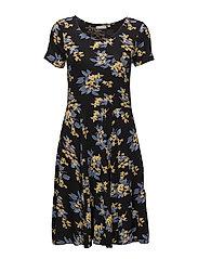 Pidotton 1 Dress - OLD GOLD MIX