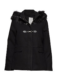 Paduff 1 Outerwear - BLACK