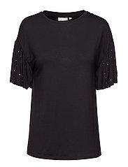 Pistud 1 T-shirt - BLACK