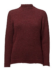 Pimella 2 Pullover - CHINESE RED MELANGE