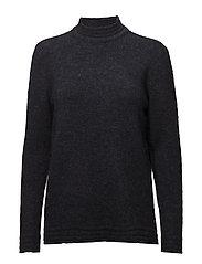 Pimella 2 Pullover - DARK PEACOAT MELANGE