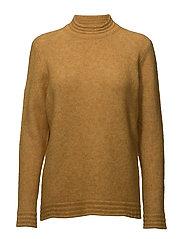 Pimella 2 Pullover - OLD GOLD MELANGE