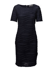 Pitine 1 Dress - BLACK IRIS