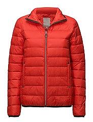 Nadown 2 Outerwear - FIERY RED