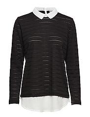 Pirex 3 T-shirt - BLACK