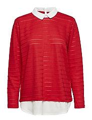 Pirex 3 T-shirt - CHINESE RED