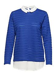 Pirex 3 T-shirt - SURF BLUE