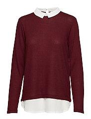 Pirex 4 T-shirt - TAWNY PORT