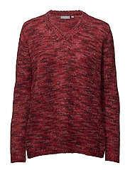 Pilurex 2 Pullover - CHINESE RED MELANGE