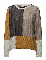Pigan 2 Pullover - ANTIQUE MELANGE