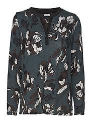 Reflower 1 T-shirt - REFLECTING POND MIX