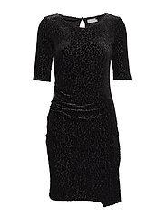 Reburn 2 Dress - BLACK