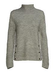 Reline 1 Pullover - ASPHALT MELANGE