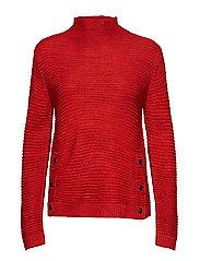 Reline 1 Pullover - AURA ORANGE MELANGE