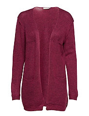 Really 4 Cardigan - FUCHSIA MELANGE