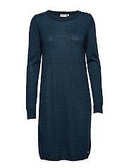 Rerino 5 Dress - REFLECTING POND MELANGE
