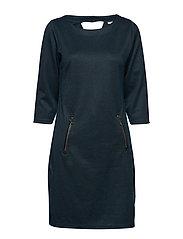 Resalt 1 Dress - REFLECTING POND MELANGE