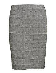 Recheck 1 Skirt - BLACK MIX