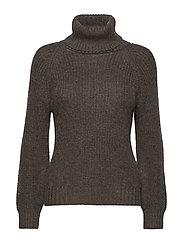 Recolour 1 Pullover - ASPHALT MELANGE