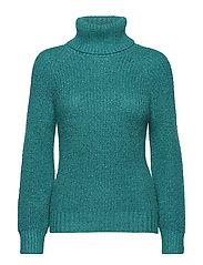 Recolour 1 Pullover - QUETZAL GREEN MELANGE