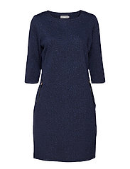 Amvaro 1 Dress - MARITIME BLUE