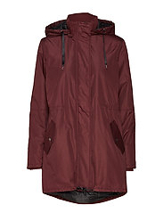 Tiport 1 Outerwear - TAWNY PORT