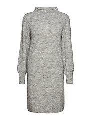 Really 6 Dress - ASPHALT MELANGE