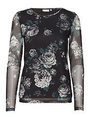 Rerose 3 T-shirt - BLACK MIX