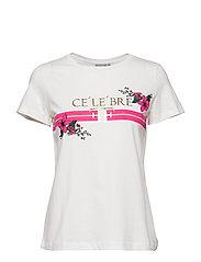 Becelebre 1 T-shirt - ANTIQUE