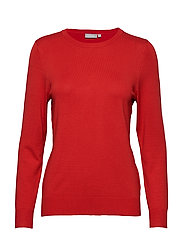 Zubasic 105 Pullover - POMPEIAN RED