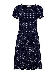 FRcidot 2 Dress - MARITIME BLUE MIX