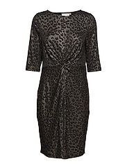 Amleo 1 Dress - BLACK MIX