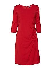 Amfi 1 Dress - BARBADOS CHERRY