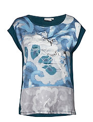 FXTIPLACEMENT 2 Blouse - REFLECTING POND MIX