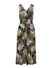 FRDISELF 4 Dress - BLACK MIX
