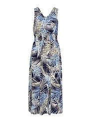 FRDISELF 4 Dress - MARITIME BLUE MIX