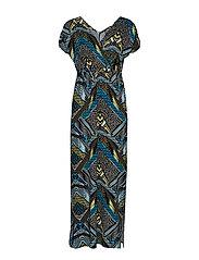 FRDIAFRICA 1 Dress - HAWAIIAN OCEAN MIX
