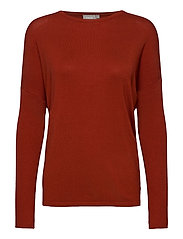 ZUVIC 175 Pullover - BARN RED