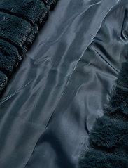 Fransa - FRGAFUR 1 Jacket - sztuczne futro - reflecting pond - 4
