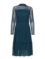 FRGIMESH 2 Dress - REFLECTING POND MIX