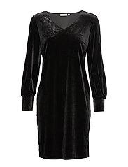 FRGIVELVET 1 Dress - BLACK