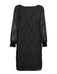 FRGACROSS 1 Dress - BLACK