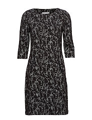 FRFIVAM 1 Dress - BLACK MIX