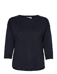 ZUBASIC 114 Pullover - DARK PEACOAT