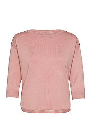 ZUBASIC 114 Pullover - MISTY ROSE