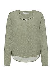 FRHAZAVISK 1 Shirt - LILY PAD MIX