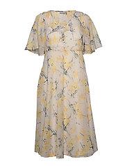 FRIPCHIFLOW 1 Dress - WHITECAP GRAY MIX